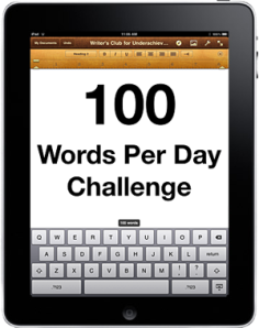 100 Words per Day Challenge